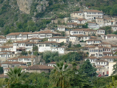 Berat i Gjirokaster
