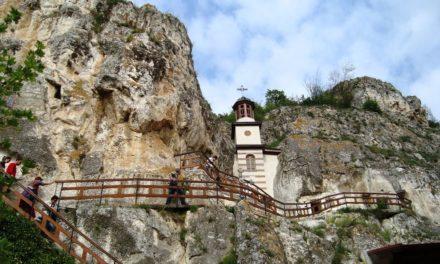 Rock-Hewn Churches of Ivanovo